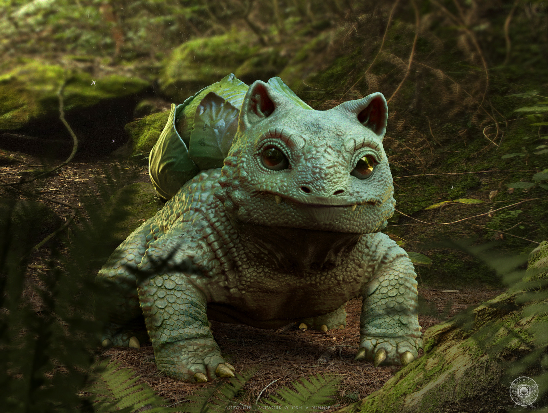 Digital artist creates amazing recreations of Pokemon