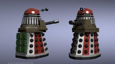 Phalanx Dalek
