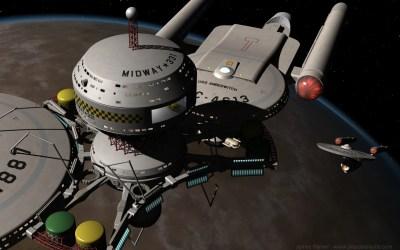 Midway 331 closeup