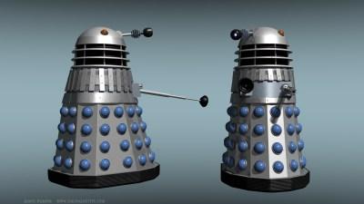Fiftieth anniversary Dalek