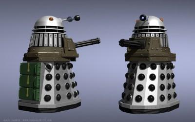 Death Phalanx Dalek