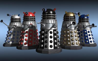 Hybrid Daleks