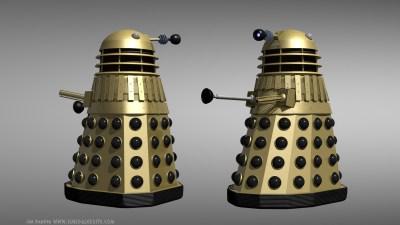 Gold Dalek