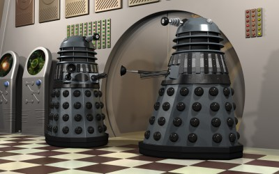 Resurrection Daleks