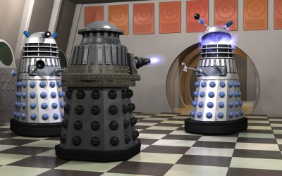 Dalek civil war