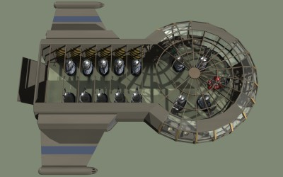 Dalek shuttle