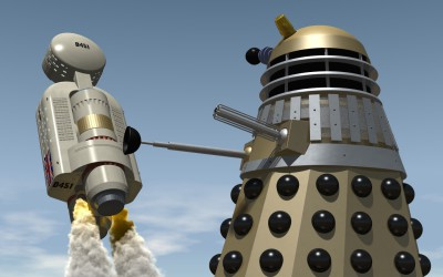 Escape from the Daleks
