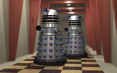 March of the Hybrid Daleks