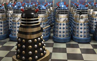 1965 Black Dalek's Address #2
