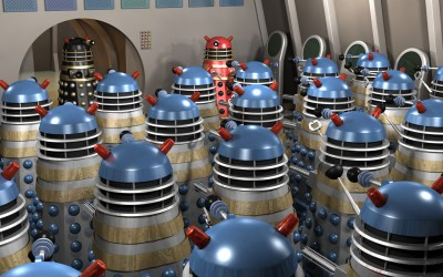 1965 Black Dalek's Address #1