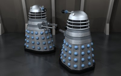 The original Daleks