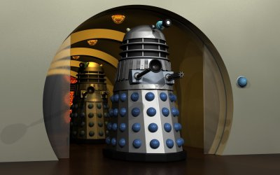 City Daleks #2