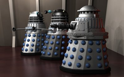 City Special Weapons Dalek
