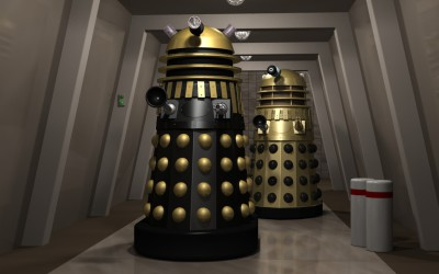 March of the Dalek Supremes