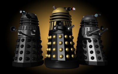 The Planet of the Daleks