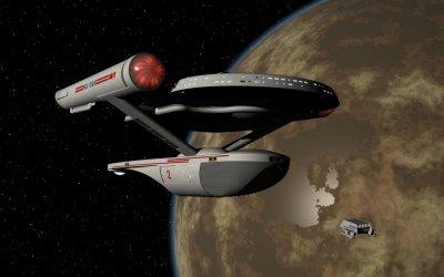 Shuttle docking with escort
