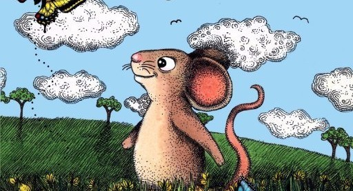 Harry the Happy Mouse is back! Interview with author NGK