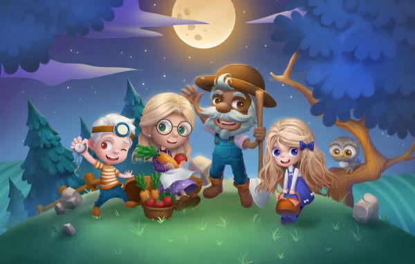 The Moonlight Farmers