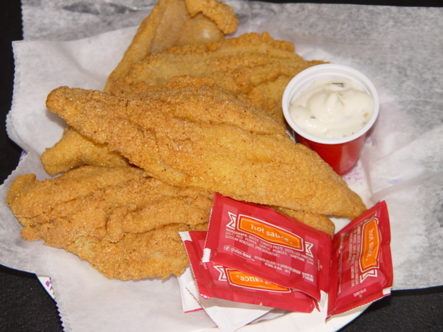 Fried  Catfish $7.00 (Fri.)