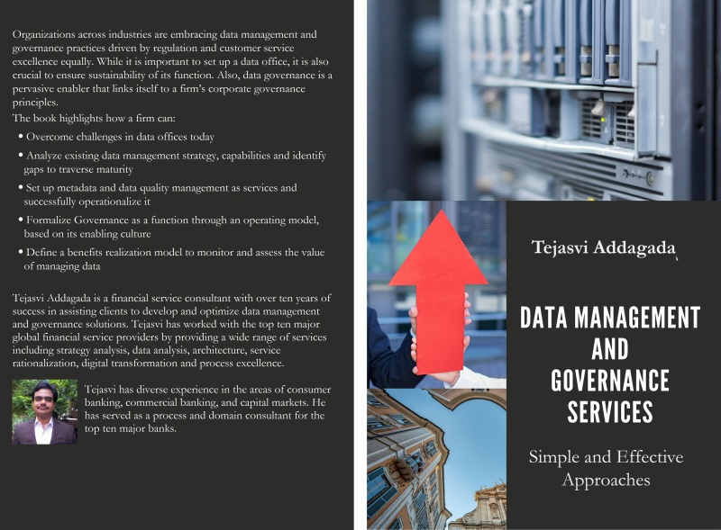 Data Management and Governance services book