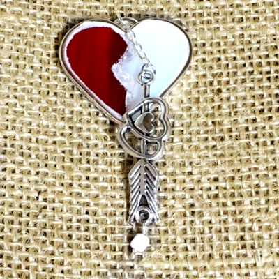 Mended Heart 2-Tone