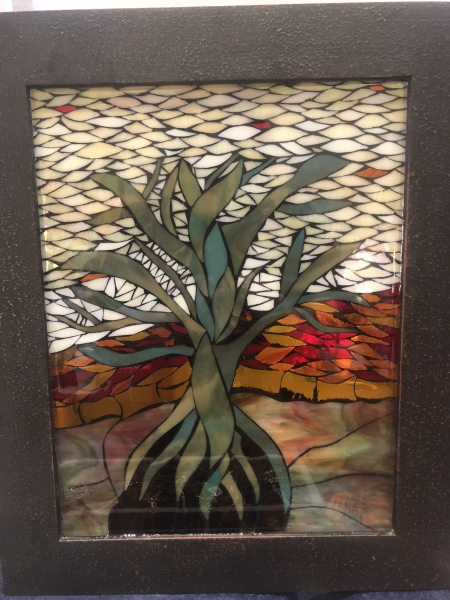Mosaic Twist Tree of Life (Fall)