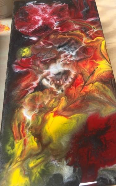 Fire Themed Trivets