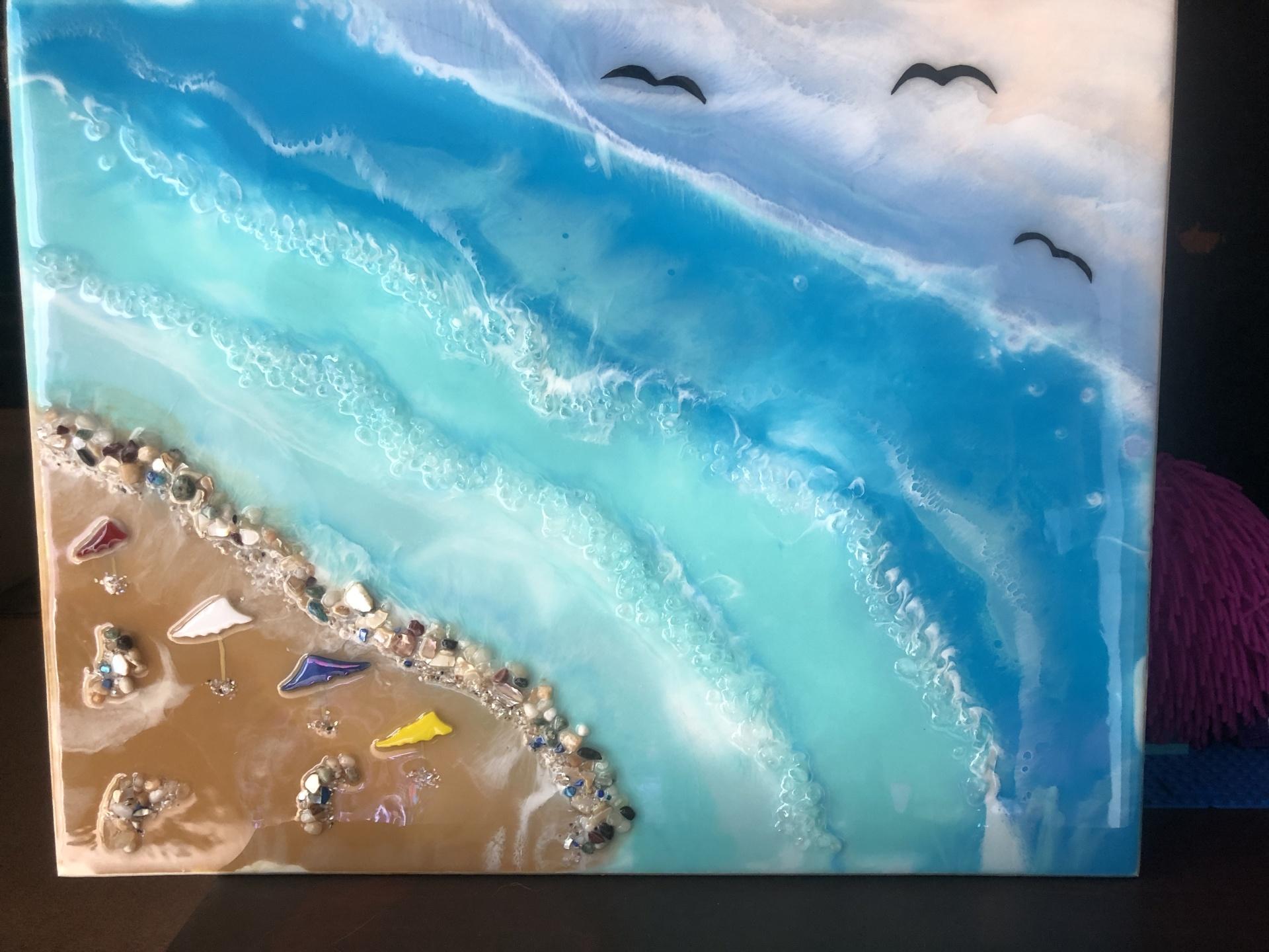 Beachside Aerial