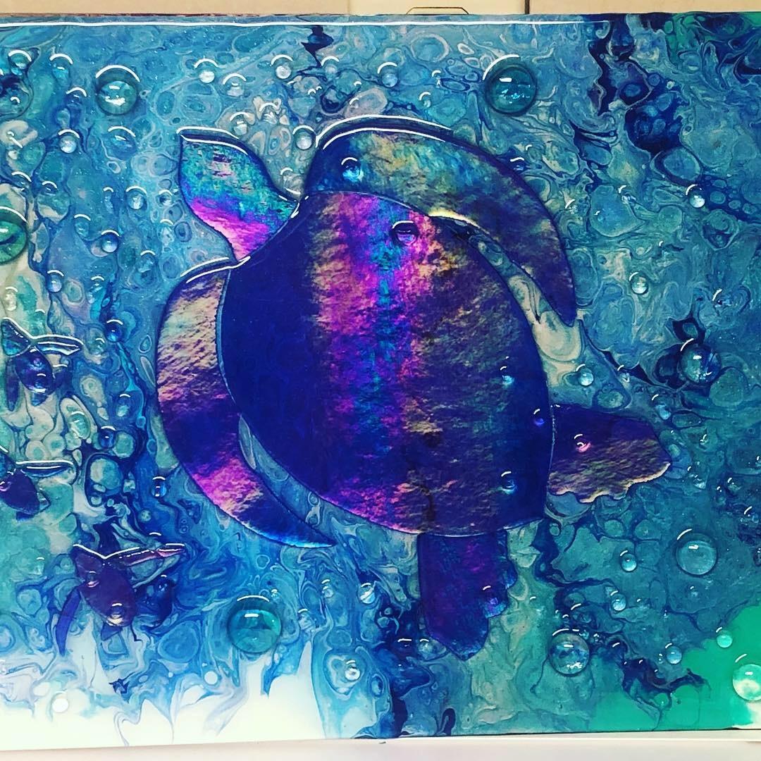 Pearl Turtles