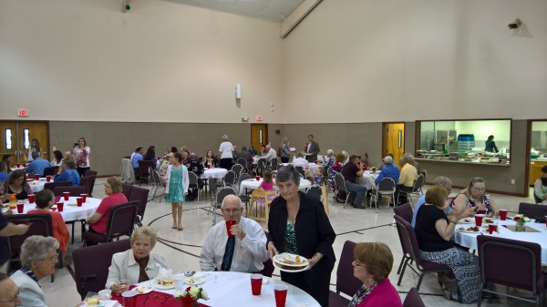 Confirmation Potluck Dinner
