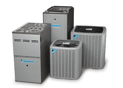 Daikin Furnace* Air Conditioner*