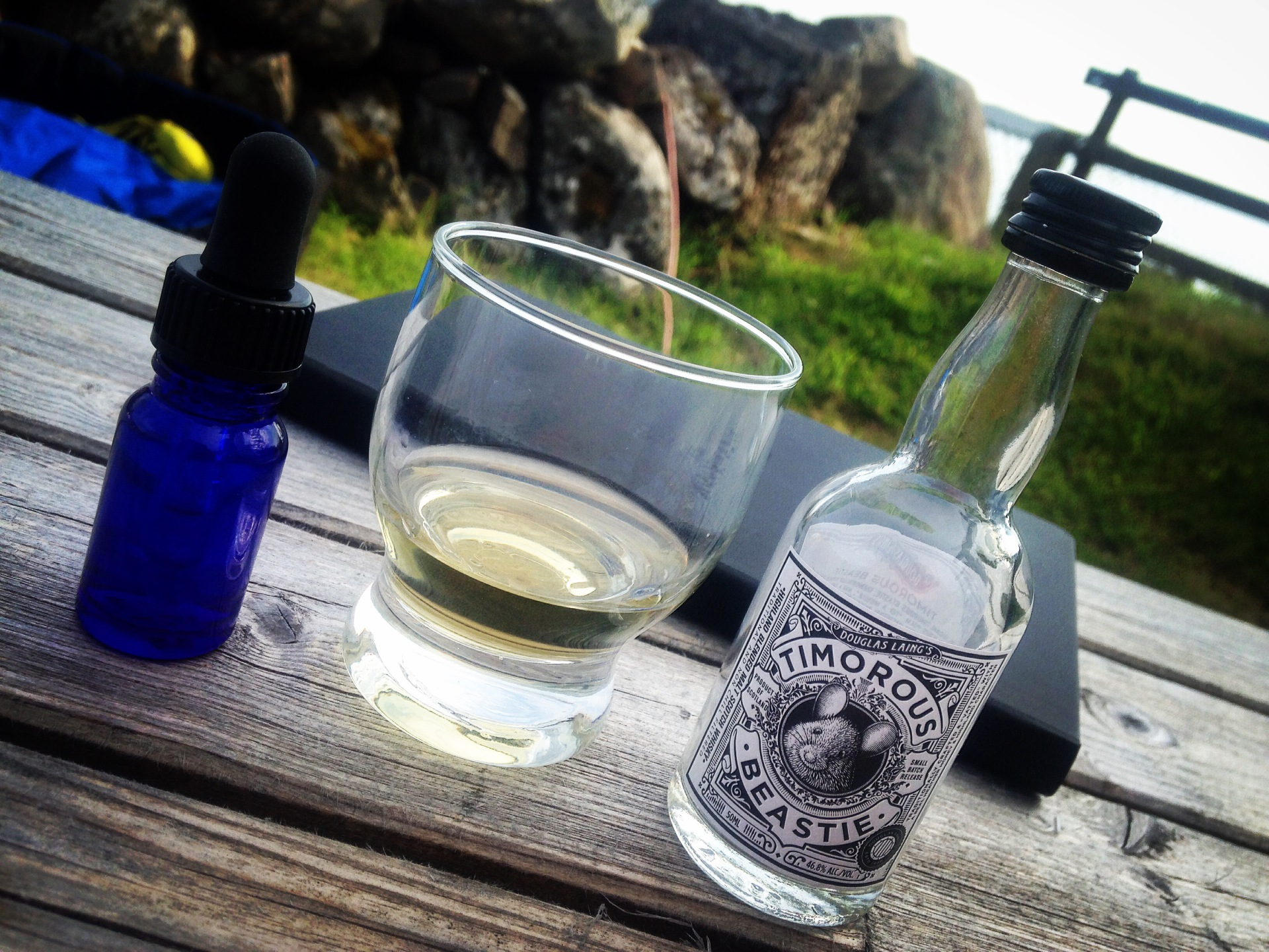Tasting Timorous Beastie Highland Blend 50ml 46.8%