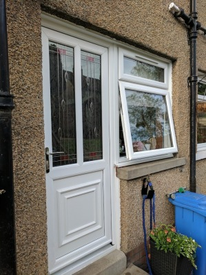 PVC Front or Back Doors