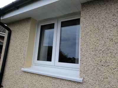 Classic White Windows