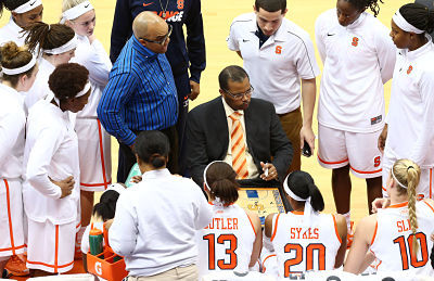 Success of Syracuse Women's Basketball Could Push Top Assistant to New Job