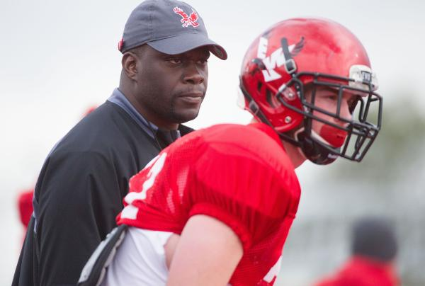 New Eastern Washington running backs coach Kevin Maurice ready for challenge