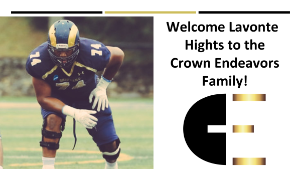 3 Time All-American LaVonte Hights Signs With CE