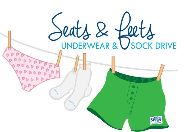 Underwear and Sock Drive