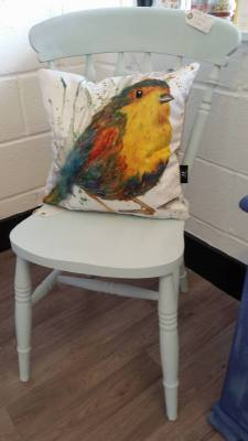 Robin Cushion £24.95