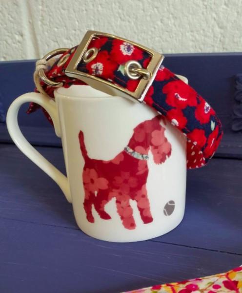 Blossom Mug & Collars