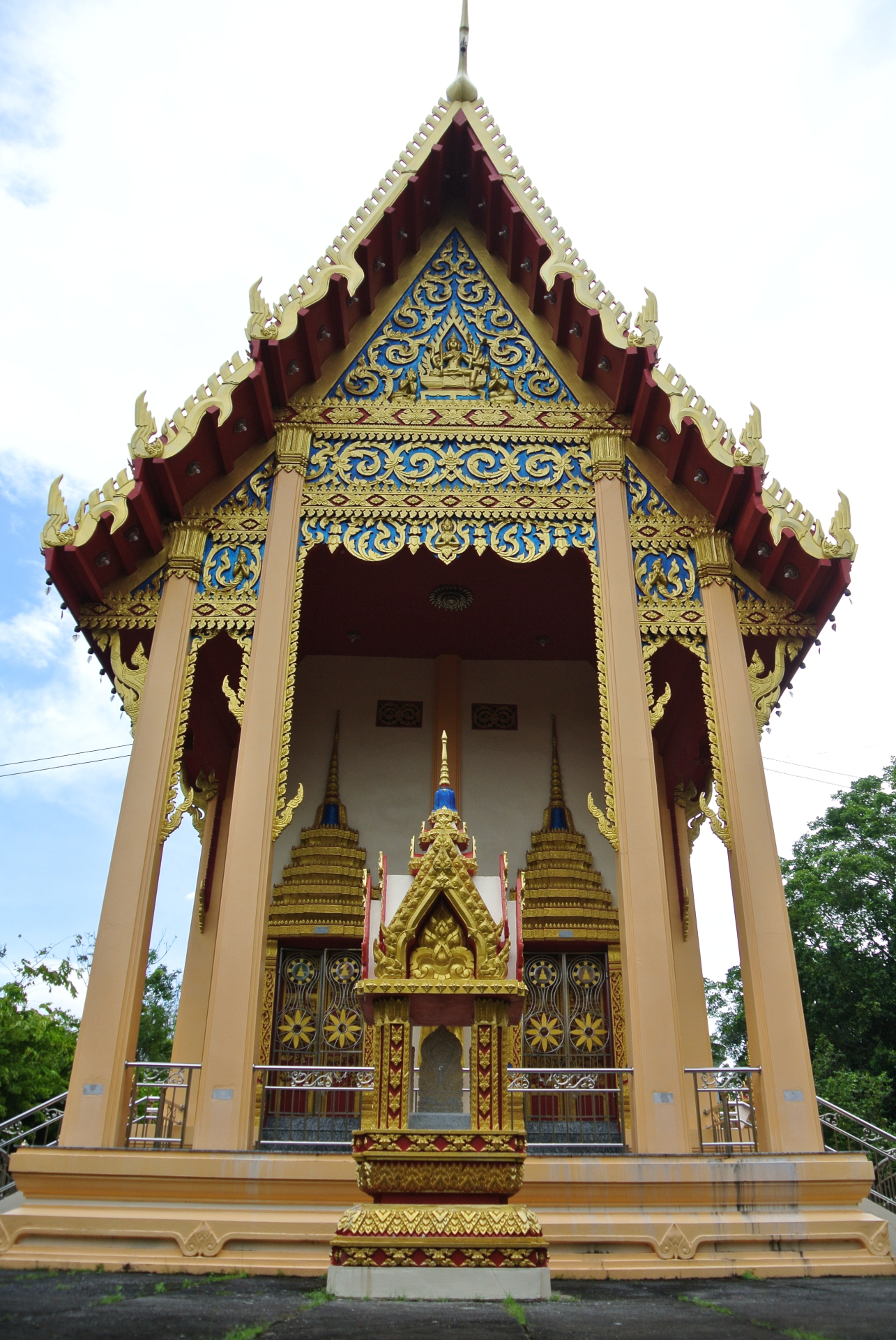 Bhuddist Temple, Thailand