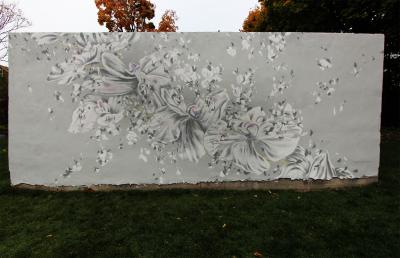 NJCU Sculpture Gardens