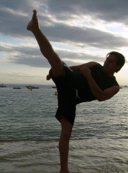 Pacific Muay Thai Instructor Kim