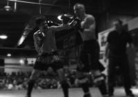 Pacific Muay Thai Instructor Kim Hook
