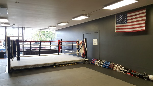 Pacific Muay Thai Gym | Ring