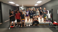 Pacific Muay Thai Students