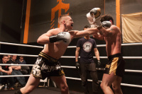 Pacific Muay Thai Fight Pic