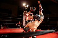 Pacifc Muay Thai Student Sweep