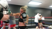 Pacific Muay Thai Student Conditioning