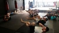 Pacifc Muay Thai Warm Up